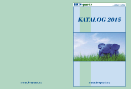 katalog hcs-parts 2015