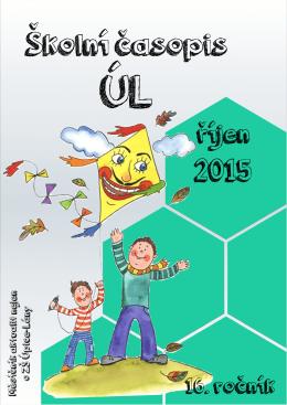 ÚL - říjen 2015 - ZŠ Úpice