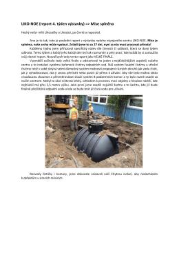 report 4 - LIKO-Noe