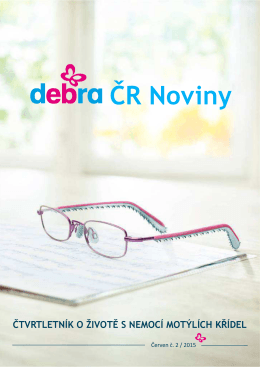 DEBRA ČR Noviny