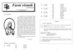 Fv 5 - 2015pdf - Římskokatolická farnost Telč