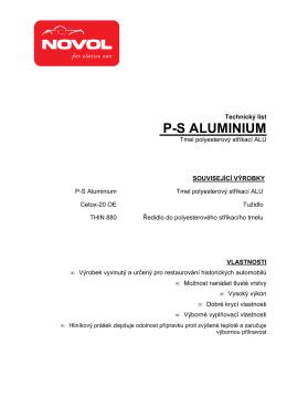 P-S ALUMINIUM