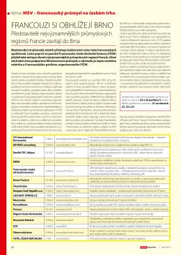 Techmagazín - speciál Francie (8. 9. 2015)