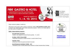 FOR Gastro & Hotel