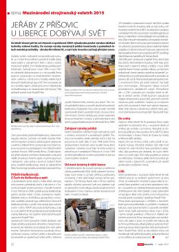Článek v Techmagazin ve formátu PDF, 0,5MB