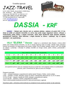 Vila Elena -Dassia Krf