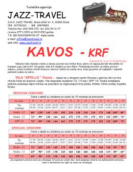 Vila Apollo - Kavos Krf