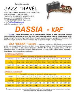 Vila Elena - Dassia Krf