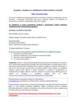 Preuzmi - Univerzitet Crne Gore