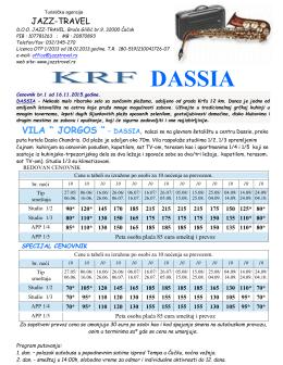 Dassia Krf