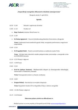 Agenda - Portal Mladi