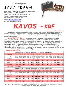 Vila Oliva - Kavos Krf