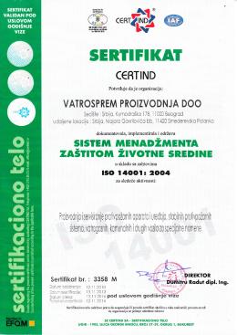ISO 14001 srp