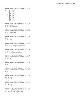 8th CC Math, Ch 2 #562 Stds: {8.EE.5} 1) Aана 8th CC Math, Ch 2