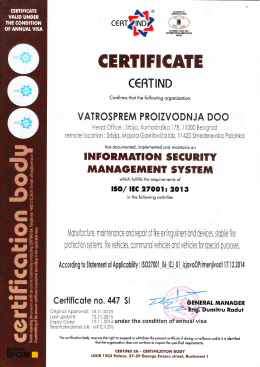 ISO 27001 eng