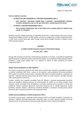 više informacija - Srednja škola Vrbovec