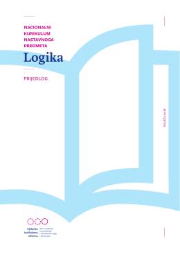 Logika - Ministarstvo znanosti, obrazovanja i športa