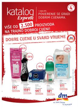 kn - dm-drogerie markt Hrvatska