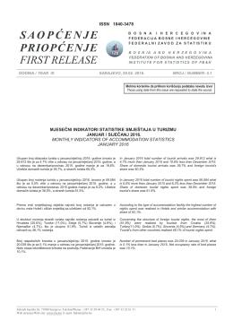 pdf - Federalni zavod za statistiku