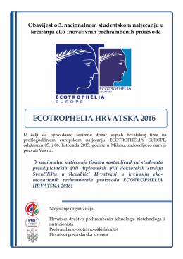 ecotrophelia hrvatska 2016 - Tekstilno
