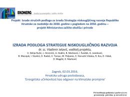 Prezentacija EKONERG - Hrvatska udruga poslodavaca