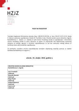 ovdje. - Hrvatski zavod za javno zdravstvo