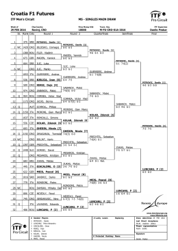 Singles main draw (PDF file)