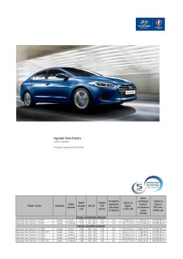 Hyundai Nova Elantra