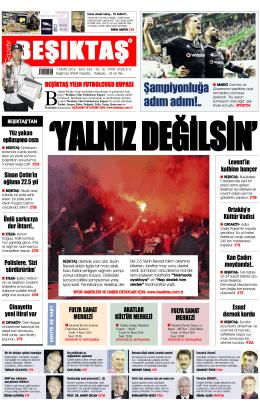 B - Gazete Beşiktaş