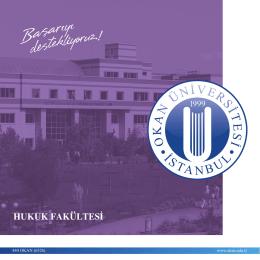 E-Katalog - Okan Üniversitesi