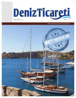 mavi yolculuk - Deniz Ticaret Odası