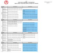 İşletme 1. Öğretim Programı - Isparta Meslek Yüksekokulu