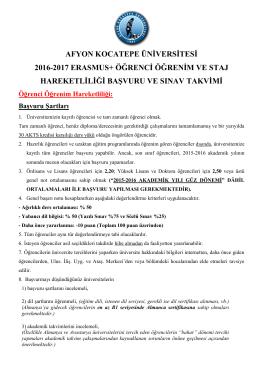 indir - Teknoloji Fakültesi - Afyon Kocatepe Üniversitesi