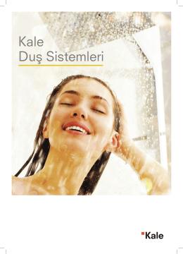 Kale Duş Sistemleri