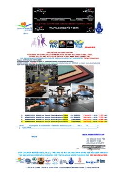 EPDM Fitness Spor Salonu
