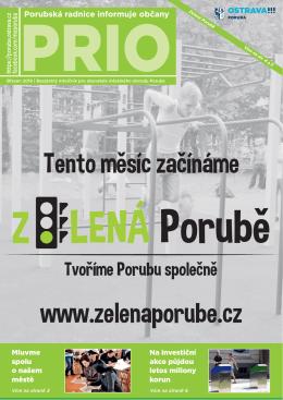 Média a zpravodajství/PRIO - Poruba