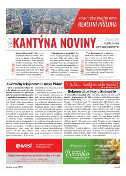 G - Kantýna noviny