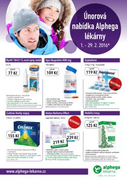 119 Kč - Lékárna U Perly