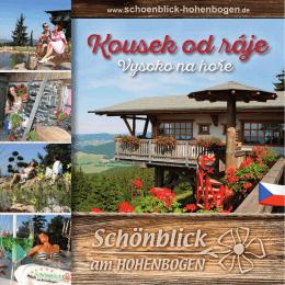 Kousek od áje - Haus Schönblick