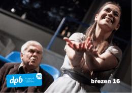 březen 16 - Divadlo Petra Bezruče