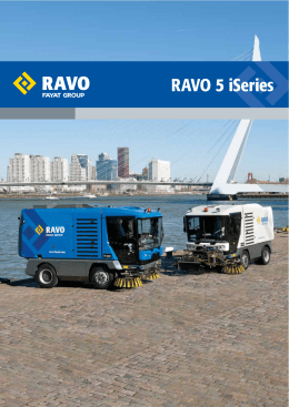 RAVO 5 iSeries