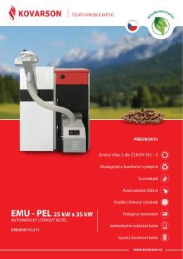 eMU - PeL 25 kW a 35 kW