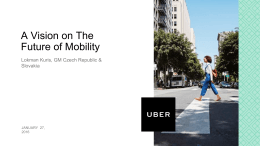 Lokman_A Vision on the Future of Mobility