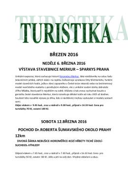 6.3.2016 turisťák