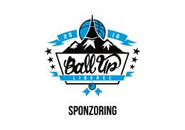 materiál pro sponzory - Ball Up Streetball Liberec