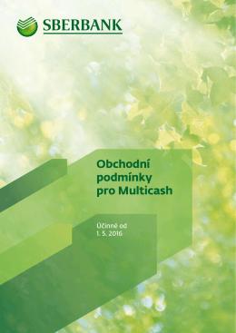Multicash - Sberbank