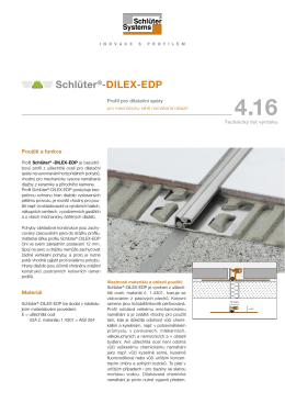 Schlüter®-DILEX-EDP - Schlüter