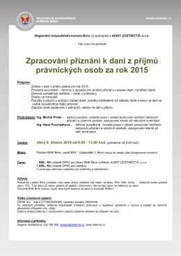 Pozvánka - BusinessInfo.cz