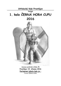 Propozice - IPSC Ostrava