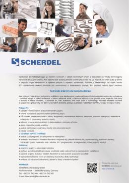 Technický inženýr / inženýrka, SCHERDEL Marienberg